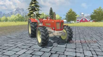 Schluter Super 1250 V v2.0 para Farming Simulator 2013