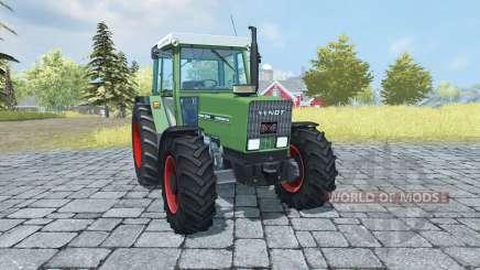 Fendt Farmer 306 LS Turbomatik para Farming Simulator 2013