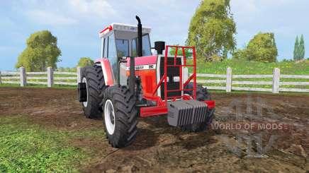 Massey Ferguson 290 front loader para Farming Simulator 2015