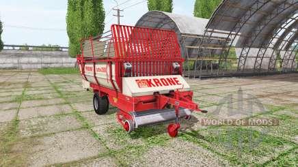 Krone Turbo 2500 v1.1 para Farming Simulator 2017