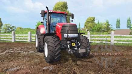 Case IH Puma 230 CVX front loader para Farming Simulator 2015