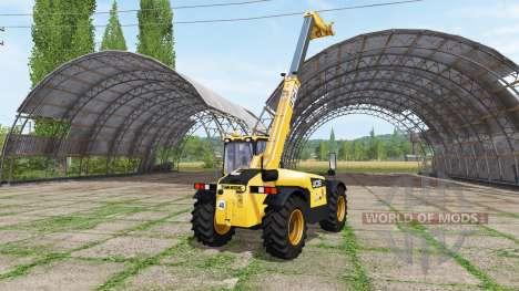 JCB 526-56 v1.1 para Farming Simulator 2017