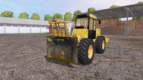 LKT 81 Turbo para Farming Simulator 2015