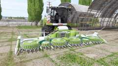 CLAAS Jaguar 980 v2.0 para Farming Simulator 2017