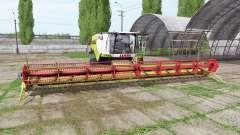 CLAAS Lexion 780 TerraTrac para Farming Simulator 2017