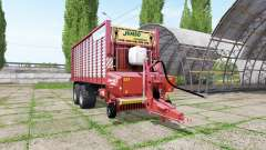 POTTINGER JUMBO 6610 combiline para Farming Simulator 2017
