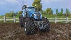 New Holland T8.320 evolution xtreme para Farming Simulator 2015