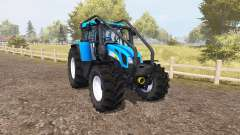 New Holland T7550 forest para Farming Simulator 2013