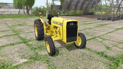 Massey Ferguson 20D para Farming Simulator 2017