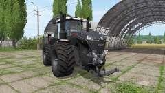 Fendt T Vario black v1.1 para Farming Simulator 2017
