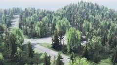 montanha de Altai
