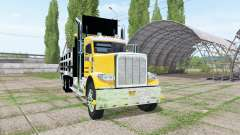Peterbilt 388 stake bed v1.1 para Farming Simulator 2017