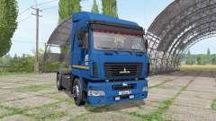 MAZ 5440E9 v1.1 para Farming Simulator 2017