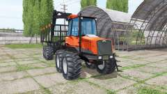 Komatsu 840.3 para Farming Simulator 2017