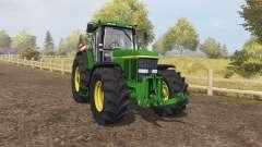 John Deere 7810 v1.2 para Farming Simulator 2013
