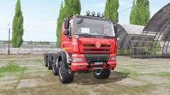 Tatra Phoenix T158 8x8-6 hooklift