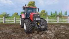 Case IH Puma 160 CVX front loader para Farming Simulator 2015