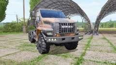 Ural Próximo (4320-6951-74) camuflagem para Farming Simulator 2017