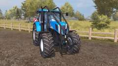 New Holland T7050 forest para Farming Simulator 2013