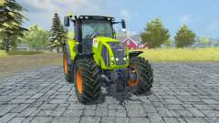 CLAAS Axion 830 v2.0