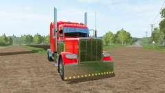 Peterbilt 389 v1.1 para Farming Simulator 2017