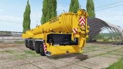 Liebherr LTM 1300-6.2 para Farming Simulator 2017