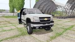 Chevrolet Silverado 2500 HD Crew Cab dump v2.0