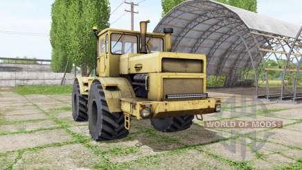 Kirovets K 700 a v1.1 para Farming Simulator 2017
