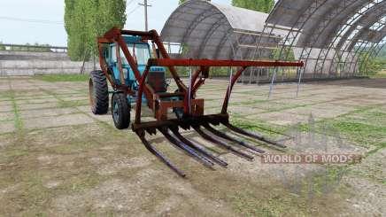 MTZ 80 Bielorrússia tagamet v1.2 para Farming Simulator 2017