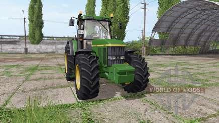 John Deere 7710 v2.0 para Farming Simulator 2017