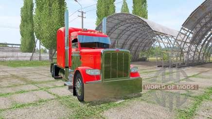 Peterbilt 388 para Farming Simulator 2017