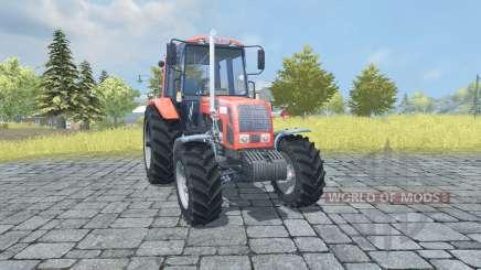 Bielorrússia 820.2 para Farming Simulator 2013