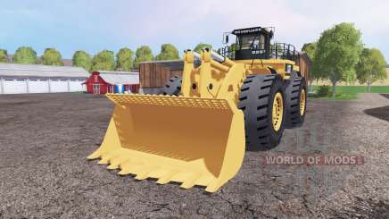 Caterpillar 994F v1.1 para Farming Simulator 2015