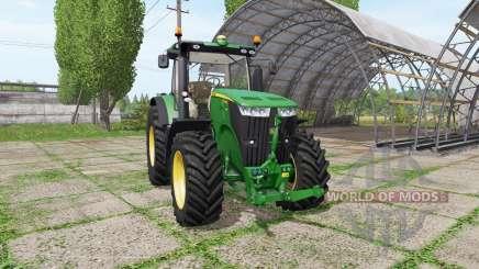 John Deere 7200R para Farming Simulator 2017