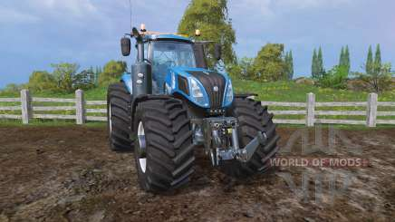 New Holland T8.320 evolution xtreme para Farming Simulator 2015