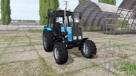 Bielorrússia MTZ 892 v2.0 para Farming Simulator 2017