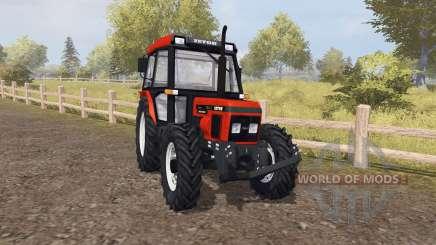 Zetor 7340 Turbo para Farming Simulator 2013