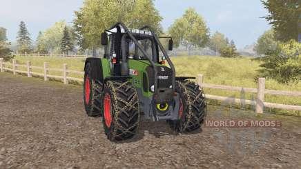 Fendt 820 Vario TMS forest para Farming Simulator 2013