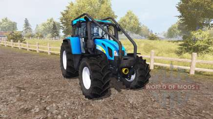 New Holland T7550 forest para Farming Simulator 2013