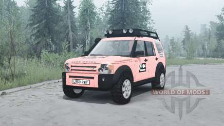 Land Rover Discovery 3 G4 Edition para MudRunner