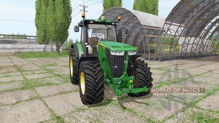 John Deere 7215R v1.0.0.1 para Farming Simulator 2017