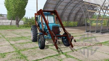 MTZ 80 Bielorrússia tagamet para Farming Simulator 2017