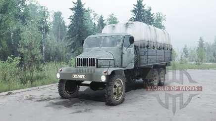 Praga V3S M2 para MudRunner