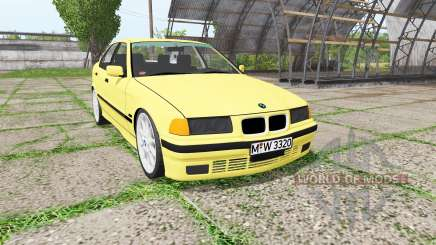 BMW 320i (E36) v1.1 para Farming Simulator 2017