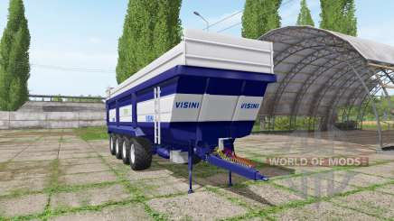 Visini Tetra XL D4-950 para Farming Simulator 2017