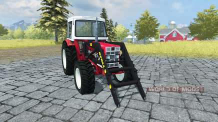 IHC 633 front loader v2.3 para Farming Simulator 2013