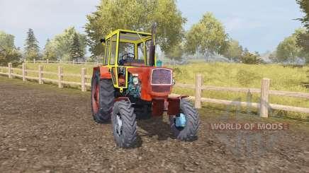 YUMZ 6КЛ v4.0 para Farming Simulator 2013