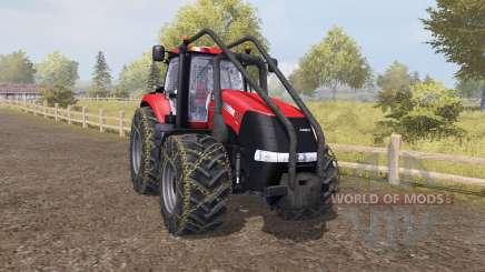 Case IH Magnum 370 CVX forest para Farming Simulator 2013