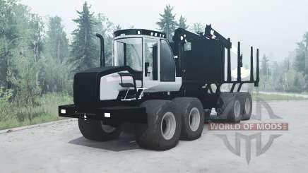 Logset 12F GT para MudRunner