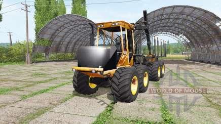 Tigercat 1075B para Farming Simulator 2017